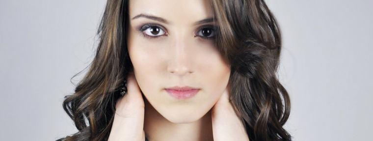 Strengthening thick hair for smooth and silky locks