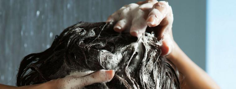 Improve dry hair look and feel with Vitamin's Argan Oil Shampoo